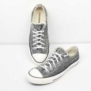 Converse Chuck Taylor All Star Zebra Print Shoes